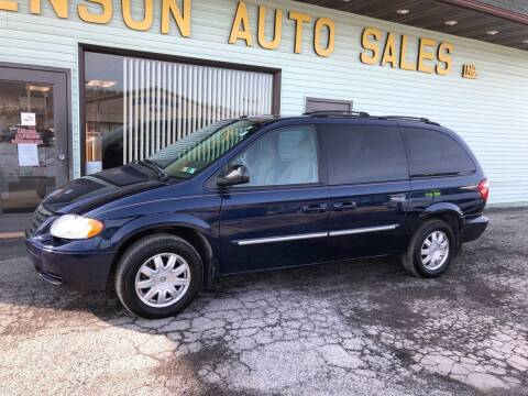 2006 Chrysler Town and Country for sale at Superior Auto Sales in Duncansville PA