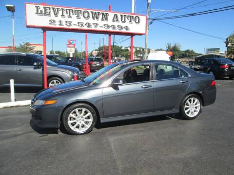 2008 Acura TSX for sale at Levittown Auto in Levittown PA