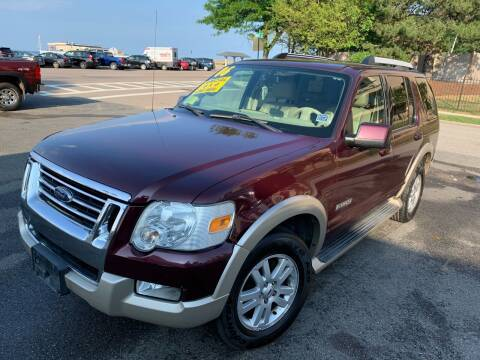 2006 Ford Explorer for sale at Quincy Shore Automotive in Quincy MA