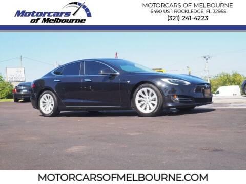 2017 Tesla Model S for sale at Motorcars of Melbourne in Rockledge FL