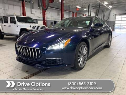 2019 Maserati Quattroporte for sale at Drive Options in North Olmsted OH