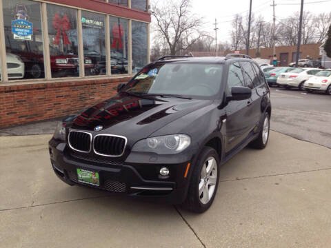 2009 BMW X5 for sale at MR Auto Sales Inc. in Eastlake OH