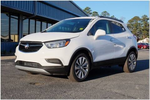 2020 Buick Encore for sale at STRICKLAND AUTO GROUP INC in Ahoskie NC