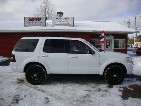 2009 Ford Explorer for sale at G and G AUTO SALES in Merrill WI
