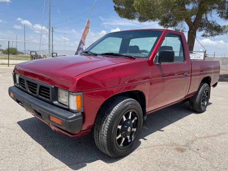 1993 Nissan Truck for sale at Eastside Auto Sales in El Paso TX