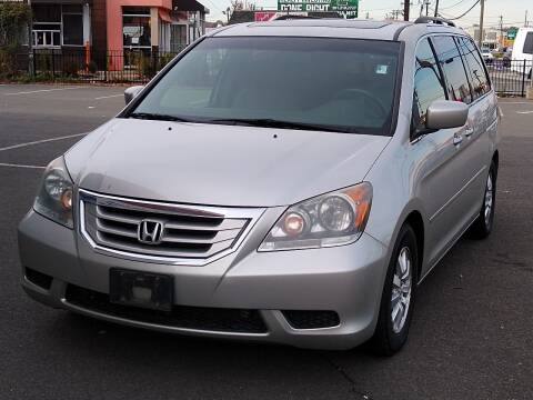 2009 Honda Odyssey for sale at MAGIC AUTO SALES in Little Ferry NJ