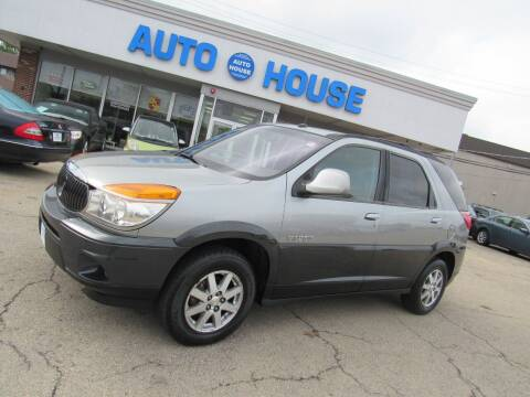 2003 Buick Rendezvous for sale at Auto House Motors in Downers Grove IL