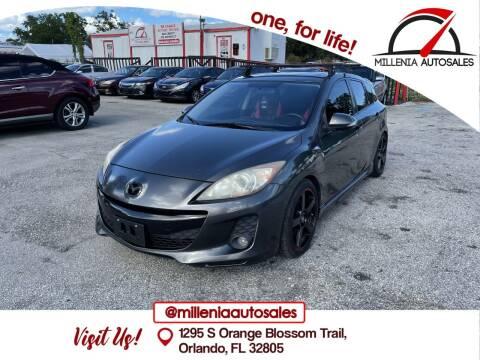 2012 Mazda MAZDA3 for sale at Millenia Auto Sales in Orlando FL