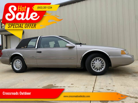 1994 Mercury Cougar for sale at Crossroads Outdoor in Corinth MS