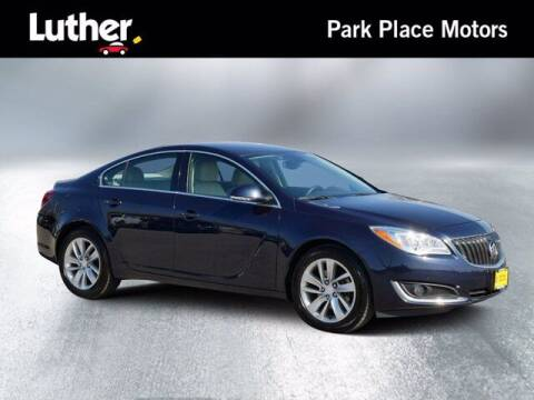 2016 Buick Regal for sale at Park Place Motor Cars in Rochester MN