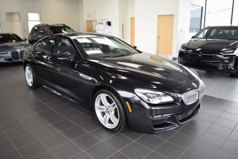 2018 BMW 6 Series for sale at BMW OF NEWPORT in Middletown RI