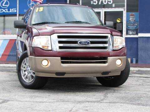 2013 Ford Expedition for sale at VIP AUTO ENTERPRISE INC. in Orlando FL