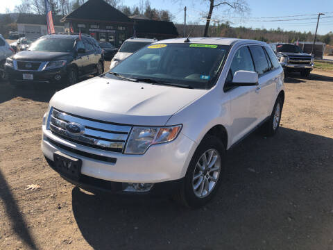 2009 Ford Edge for sale at Winner's Circle Auto Sales in Tilton NH