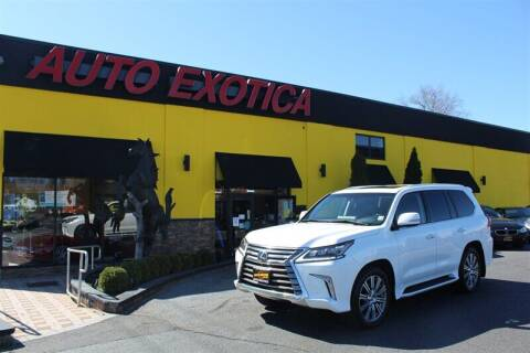 2017 Lexus LX 570 for sale at Auto Exotica in Red Bank NJ