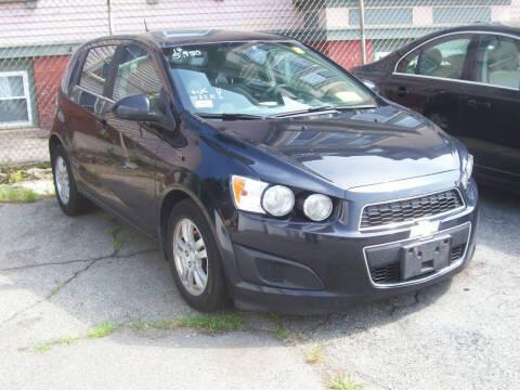 2014 Chevrolet Sonic for sale at Dambra Auto Sales in Providence RI