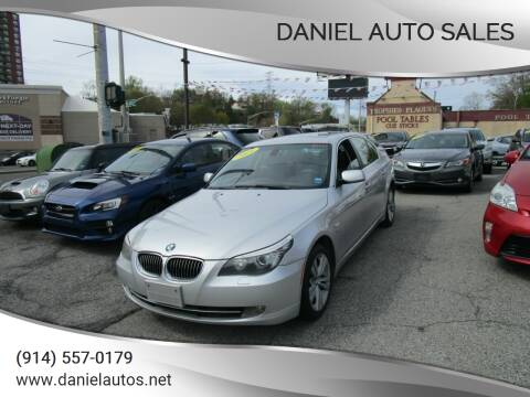2009 BMW 5 Series for sale at Daniel Auto Sales in Yonkers NY