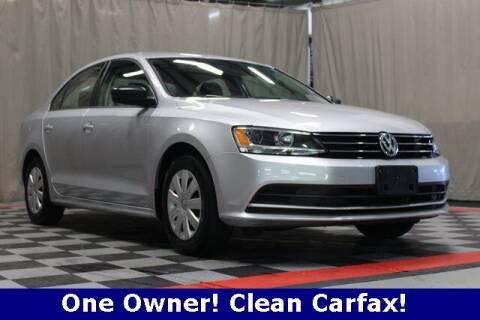 2016 Volkswagen Jetta for sale at Vorderman Imports in Fort Wayne IN