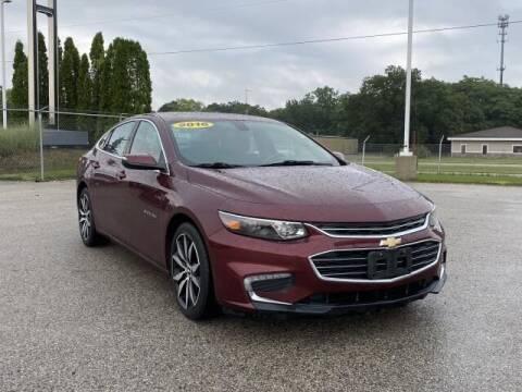 2016 Chevrolet Malibu for sale at Betten Baker Preowned Center in Twin Lake MI