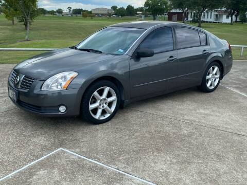 2006 Nissan Maxima for sale at M A Affordable Motors in Baytown TX