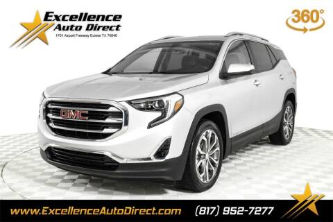 2019 GMC Terrain for sale at Excellence Auto Direct in Euless TX