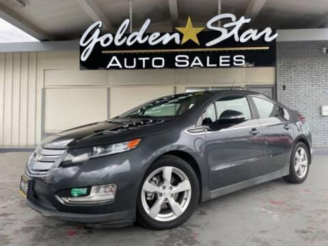 2013 Chevrolet Volt for sale at Golden Star Auto Sales in Sacramento CA