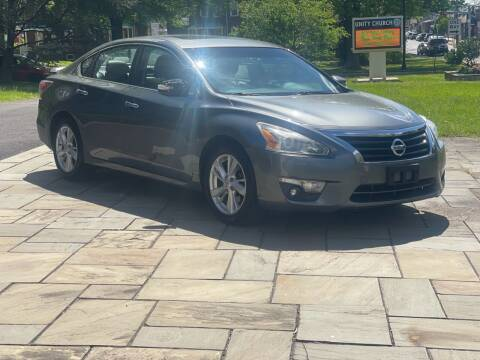 2014 Nissan Altima for sale at Glacier Auto Sales in Wilmington DE