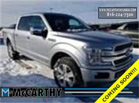 2020 Ford F-150 for sale at Mr. KC Cars - McCarthy Hyundai in Blue Springs MO