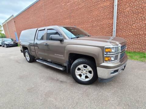 2014 Chevrolet Silverado 1500 for sale at Minnesota Auto Sales in Golden Valley MN