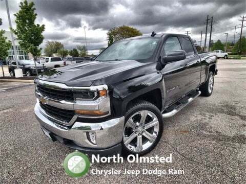 2019 Chevrolet Silverado 1500 LD for sale at North Olmsted Chrysler Jeep Dodge Ram in North Olmsted OH