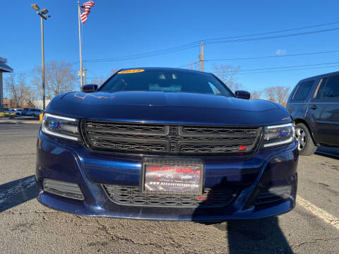 2015 Dodge Charger for sale at Nasa Auto Group LLC in Passaic NJ