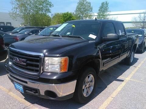 2009 GMC Sierra 1500 for sale at Cj king of car loans/JJ's Best Auto Sales in Troy MI