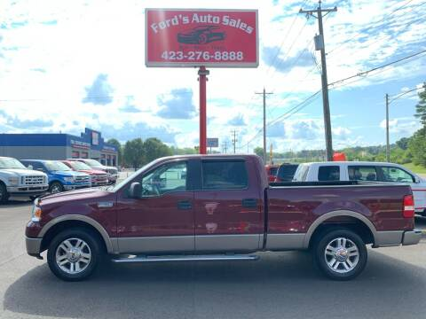 2006 Ford F-150 for sale at Ford's Auto Sales in Kingsport TN