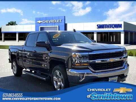 2016 Chevrolet Silverado 1500 for sale at CHEVROLET OF SMITHTOWN in Saint James NY