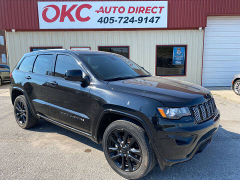 2018 Jeep Grand Cherokee for sale at OKC Auto Direct in Oklahoma City OK
