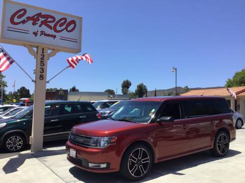 2014 Ford Flex for sale at CARCO SALES & FINANCE - CARCO OF POWAY in Poway CA