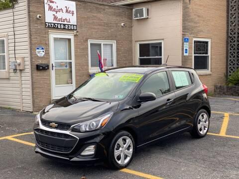 2020 Chevrolet Spark for sale at Major Key Motors in Lebanon PA