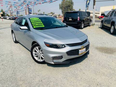 2017 Chevrolet Malibu for sale at LA PLAYITA AUTO SALES INC - Tulare Lot in Tulare CA