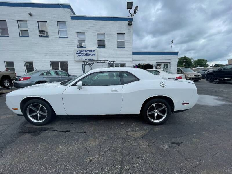 2010 Dodge Challenger for sale at Lightning Auto Sales in Springfield IL