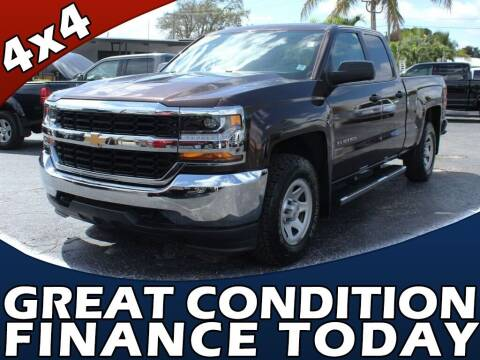 2016 Chevrolet Silverado 1500 for sale at Palm Beach Auto Wholesale in Lake Park FL