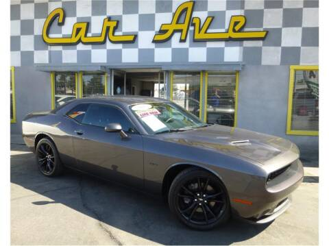 2018 Dodge Challenger for sale at Car Ave in Fresno CA