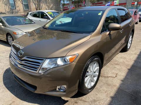 2009 Toyota Venza for sale at 5 Stars Auto Service and Sales in Chicago IL