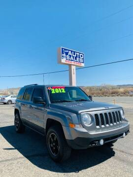 2012 Jeep Patriot for sale at Capital Auto Sales in Carson City NV