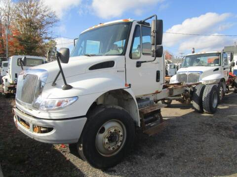 2011 International 4400 SBA for sale at Lynch's Auto - Cycle - Truck Center in Brockton MA
