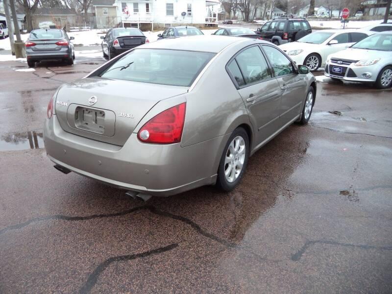 2007 Nissan Maxima  - Sioux City IA