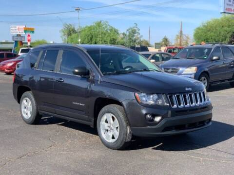 2014 Jeep Compass for sale at Brown & Brown Wholesale in Mesa AZ