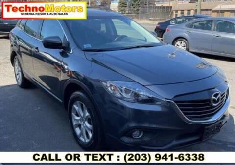 2013 Mazda CX-9 for sale at Techno Motors in Danbury CT