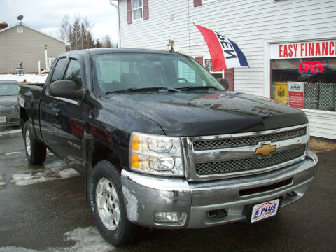 2008 Chevrolet Silverado 1500 for sale at A-Plus Motors in Alton ME