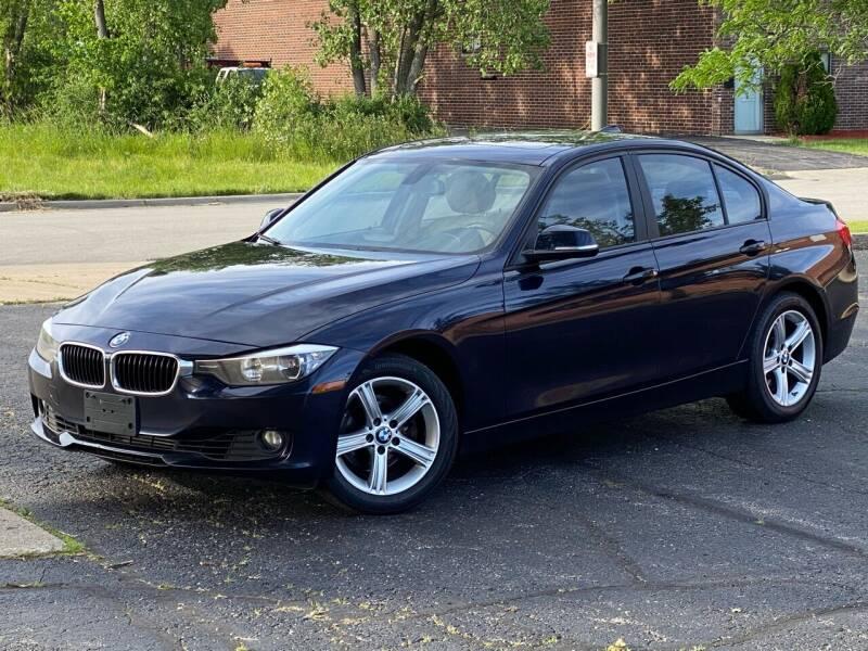 2014 BMW 3 Series for sale at Schaumburg Motor Cars in Schaumburg IL