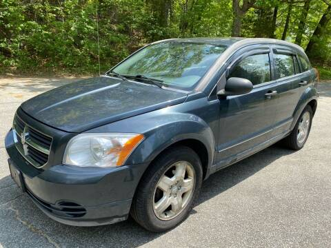 2007 Dodge Caliber for sale at Kostyas Auto Sales Inc in Swansea MA