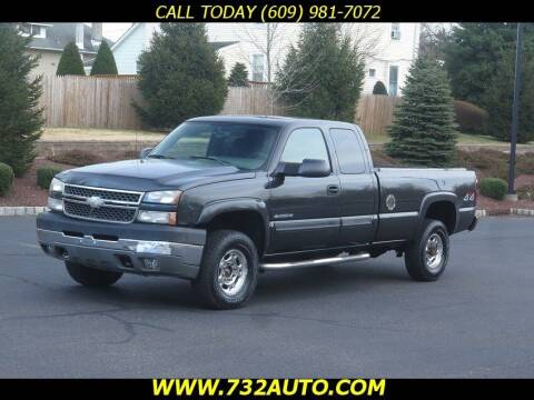 2005 Chevrolet Silverado 2500HD for sale at Absolute Auto Solutions in Hamilton NJ
